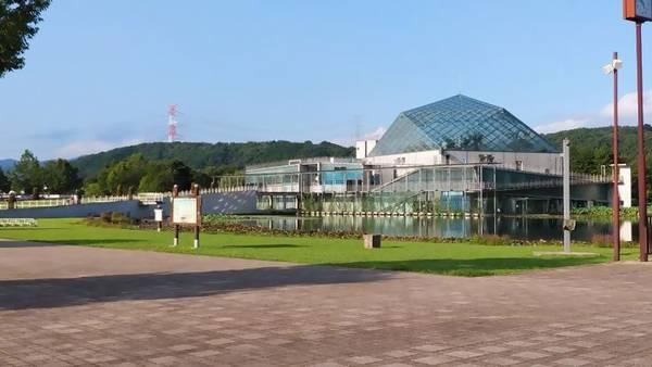 大田原市なかがわ水遊園 外観