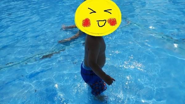 大田原市なかがわ水遊園 プール3
