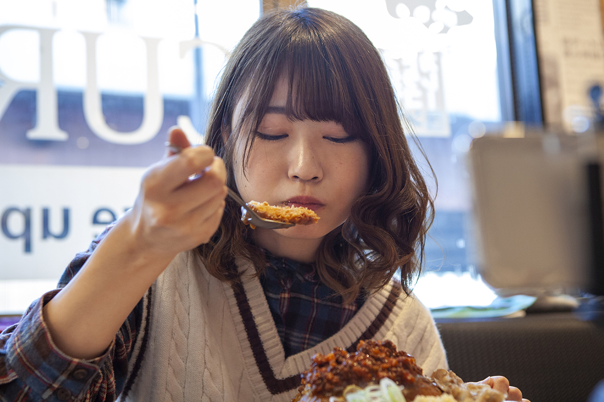 莉佳子 食い 中澤 大