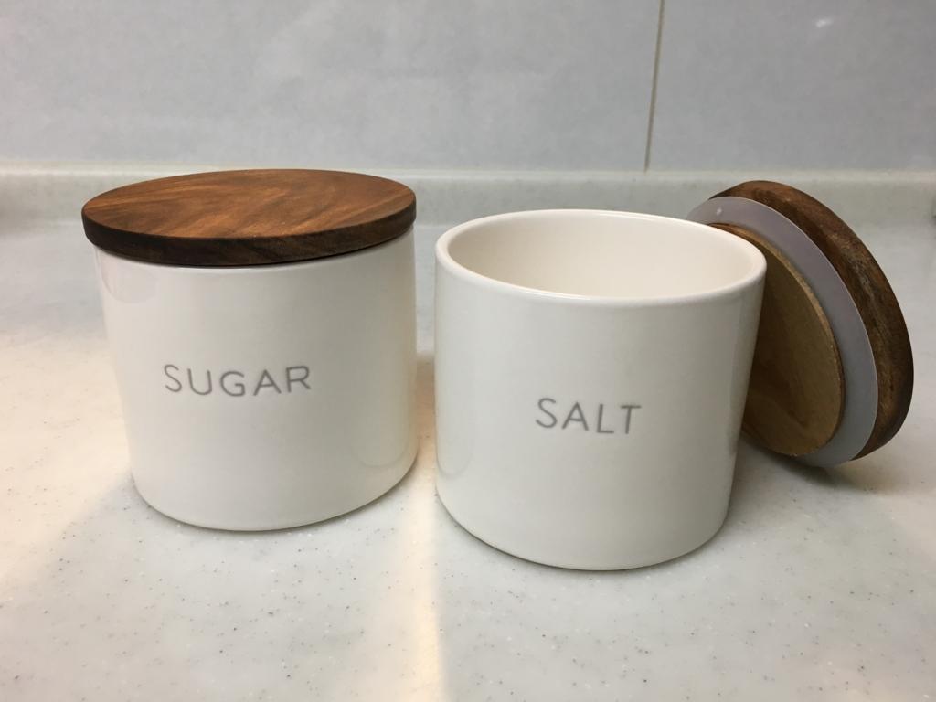 砂糖 入れ ニトリ