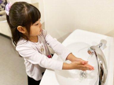 ウイルス対策 手洗い