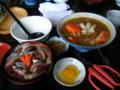 納沙布岬のサンマ丼