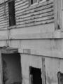 [廃墟]佐渡島平根崎にあった廃墟