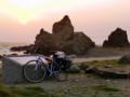 [自転車]千本鼻 夫婦岩