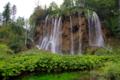 [滝]ヴェリコプルシダヴツィ・スラブ@プリトヴィッツェ湖群国立公園