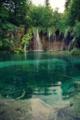[滝]ガロヴァツ・スラブ@プリトヴィッツェ湖群国立公園