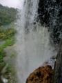 [滝]ヴェリコプルシダヴツィ・スラブ 滝上@プリトヴィッツェ湖群国立公園