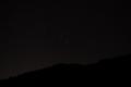 [夜景]星空@西湖湖畔キャンプ場