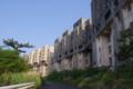 [廃墟]池島 8階建てアパート