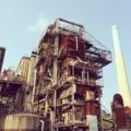 [廃墟]池島発電所