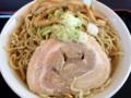 [ラーメン]自家製太麺 渡辺