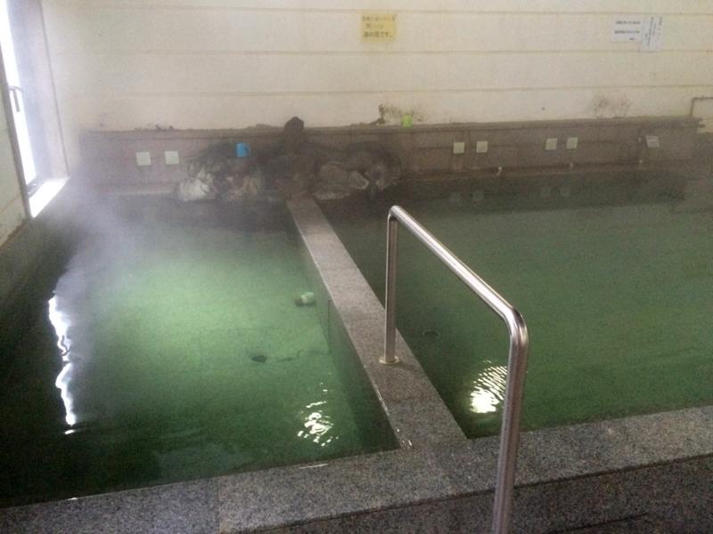 紫尾温泉 共同浴場 神の湯