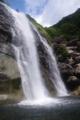 [滝]鼻白の滝