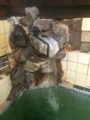 [温泉]野沢温泉 共同湯 滝の湯