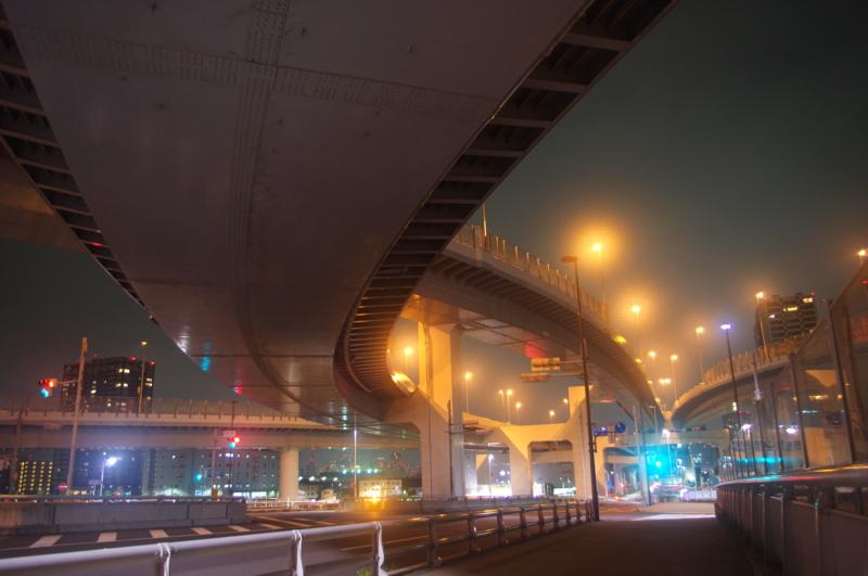 東雲JCT
