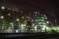 [夜景][工場]東燃ゼネラル石油川崎工場