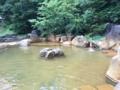 [温泉]濁河温泉 市営露天風呂