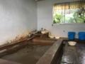 [温泉]柴石温泉 共同浴場 長泉寺薬師湯
