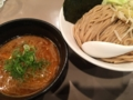 [ラーメン]海老つけ麺 つけ麺 五ノ神製作所