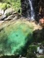 [滝]張尾の滝
