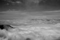 合戦尾根から雲海