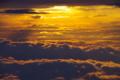 蝶ヶ岳から雲海