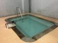 [温泉]上山温泉 新丁共同浴場 鶴の湯