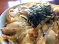 厚岸海産 かき丼