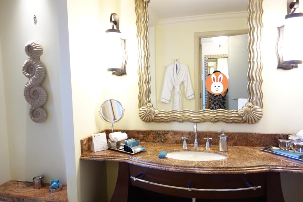 ドバイのアトランティスザパームホテル