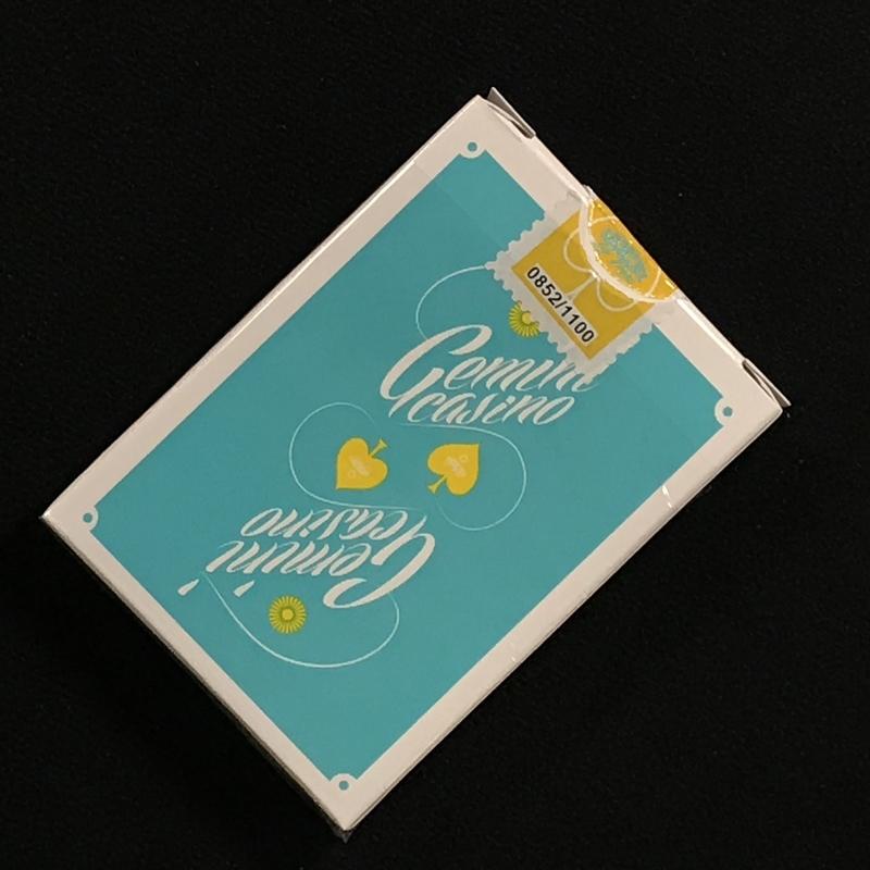 Gemini Casino 1975 Blue