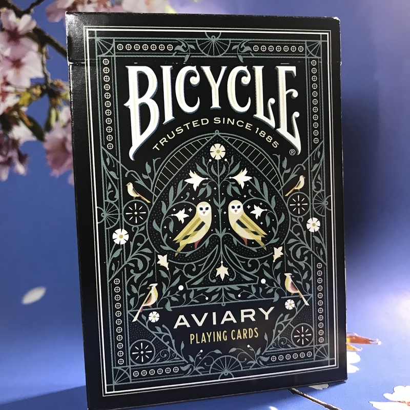 BICYCLE®︎ AVIARY PLAYING CARDS
