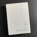 False Anchors V2 Playing Cards