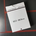 SHOOTERS CARD CO.Special White edition