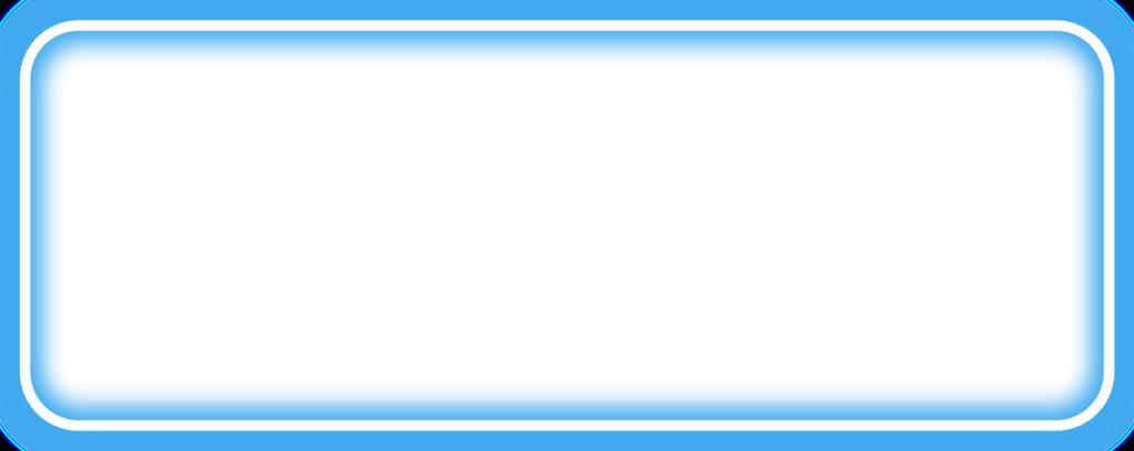 フリー素材ボタン ブルー