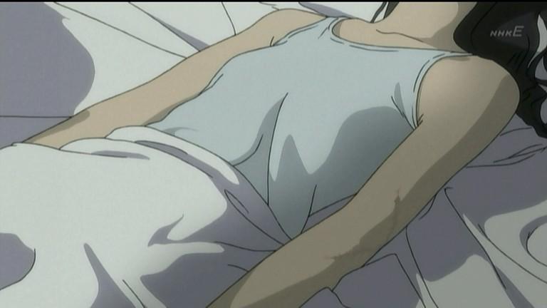 イサコの腕の傷(2)