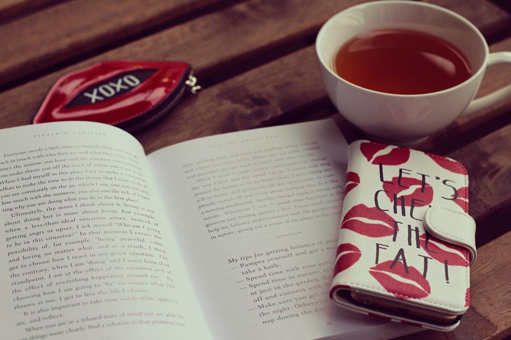 本とコーヒー
