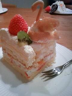 ゆうきくんケーキ