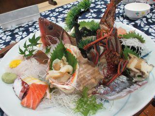 富士見園料理