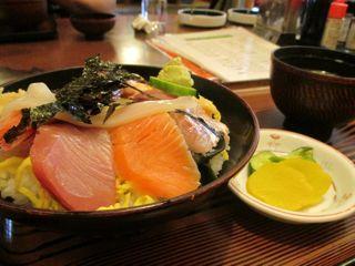 島根 海鮮丼