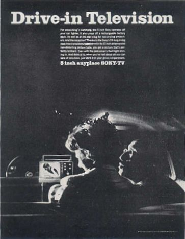 Drive-in Television