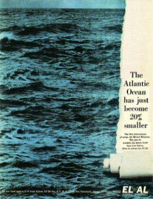 The Atlantic Ocean will become 20% smaller