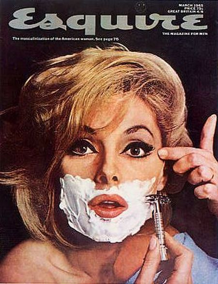 March 1965/The masculinization of the American woman.