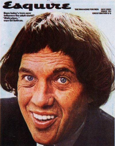 "July 1965/Does today' teen-ager influence the adult world? ""Ridiculous"" says Ed Sullivan."