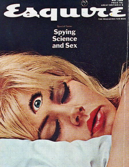 May 1966/Spying Science Sex