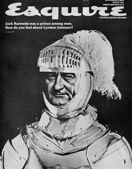 November 1965/Jack Kennedy was a prince among men. How do you feel about Lyndon Johnson?