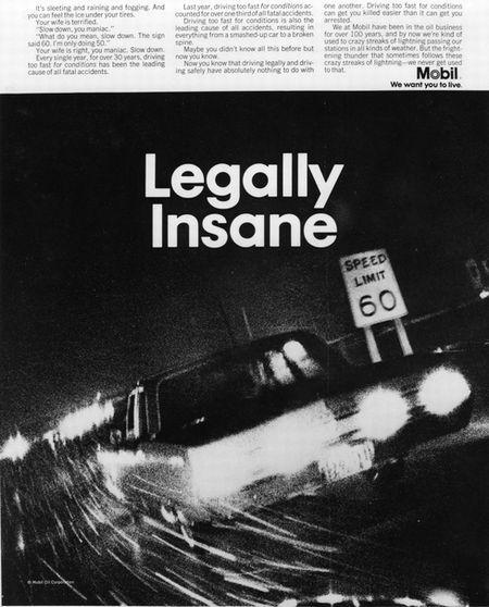Legally Insane