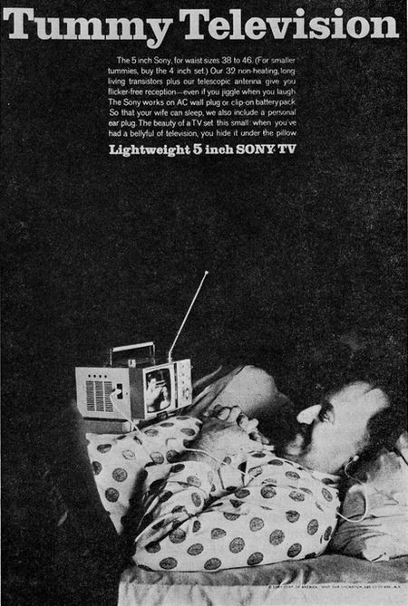 Tummy Television