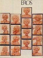 [EROS][Herb Lubalin][Ralph Ginzburg][Bert Stern][Marilyn Monroe]