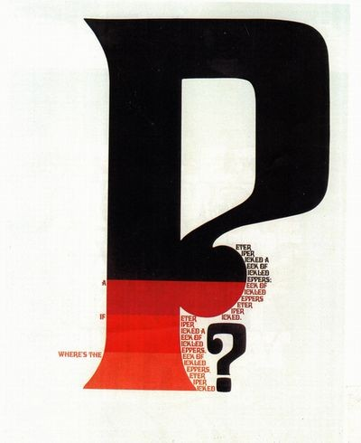 [Herb Lubalin][typography]