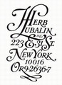 [Herb Lubalin][typography]Herb Lubalin Inc.